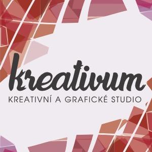 kreativum.cz, kreativní a grafické studio